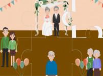 경기도노인성인식개선사업 모션그래픽